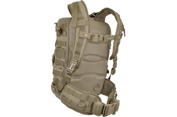 Hazard4 SecondFront Rotatable Backpack, Coyote BKP-2NDF-CYT