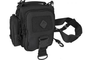 Hazard4 Tonto Mini-Messenger Bag, Black MSG-TTO-BLK