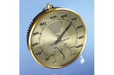 1-HB Instrument Company Universal Dial Hygrometer/Thermometer 235F Vwr THERMO-HYGROMETER Dial