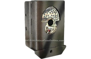 HCO Outdoor Products Security Box for HCO SG550/SG550V Scouting Camera, Grey SG550-BOX