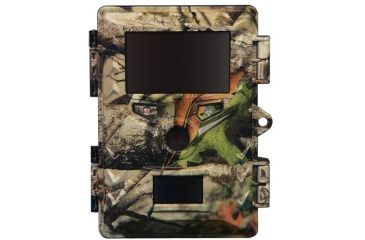 HCO Outdoor Products Uway Vigilant Hunter VH200B Black Flash InfraRed Scouting Camera, Camouflage VH200B