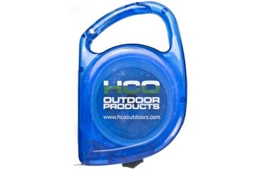 HCO Outdoor Products 3m/10Ft. Tape Measure, Blue TAPEMSR PROMO