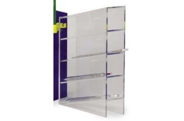 Heathrow 2-Place and 4-Place Pipet Racks HSV820610001 4-Place Pipet Rack