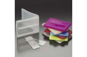 Heathrow Color-Coded Two-Place Slide Mailers HS15983A