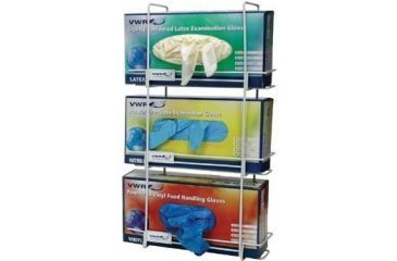 Heathrow Glove Dispensers, Epoxy-Coated HS23457