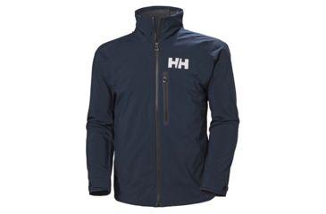 a2fa129379 Helly Hansen Hp Racing Midlayer Jacket - Mens, Navy, 2XL, 34041597-2XL