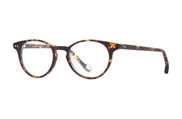 Hickey Freeman HF Cambridge SEHF CAMB00 Single Vision Prescription Eyeglasses - Tortoise SEHF CAMB004645 TO