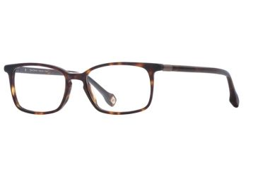 Hickey Freeman HF Greenwich SEHF GREE00 Bifocal Prescription Eyeglasses - Amber SEHF GREE005240 AM