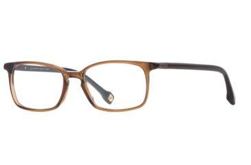 Hickey Freeman HF Greenwich SEHF GREE00 Bifocal Prescription Eyeglasses - Cognac SEHF GREE005240 BN