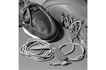 Hickory Brands Leather Boot Laces 72In 758145