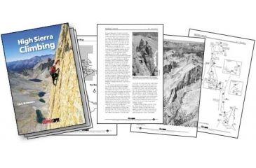 High Sierra Climbing, Chris Mcnamara, Publisher - Wilderness Press