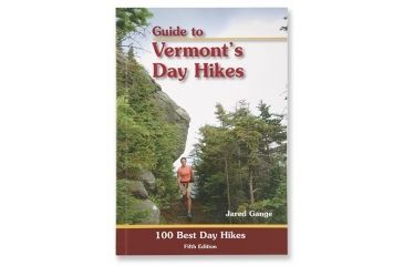 Hikers Guide To Mts Of Vt 6th, Jared Gange, Publisher - Huntington Graphics