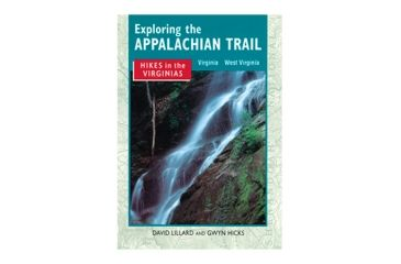 Hikes In The Virginias, David Lillard & Gwyn Hicks, Publisher - Stackpole Books