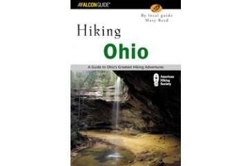 Hiking Ohio, Mary Reed, Publisher - Globe Pequot Press