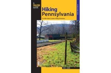 Hiking Pennsylvania 3rd, Rhonda & George Ostertag, Publisher - Globe Pequot Press