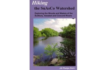 Hiking The Suasco Watershed, Jill Phelps Kern, Publisher - New England Carto