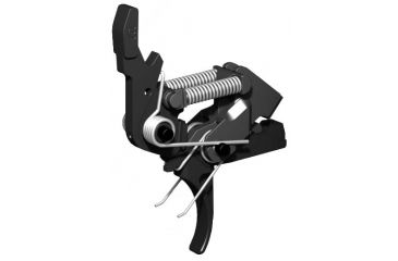HIPERFIRE Hipertouch 24 Elite AR Fire-Control Group w/Curved Trigger