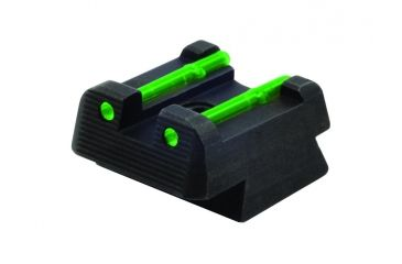 2-HiViz Fiber Optic Rear Family Sight for CZ 75, 85, P-01