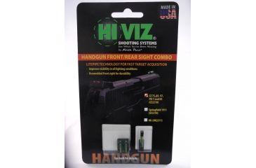 Hiviz CZ2210-G, CZ Front/Rear Combo Pack CZ2210-G