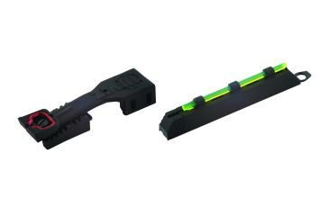 Hiviz FO2008-I, Four In One Shotgun Sight, Small, Red/Green FO2008-I