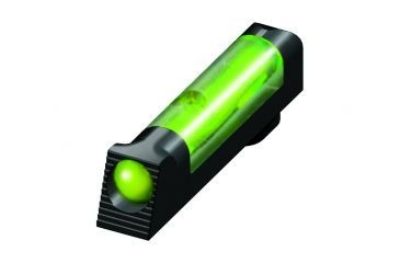 Hiviz GL2009-G, Glock Overmold Tactical Front Sight Green GL2009-G