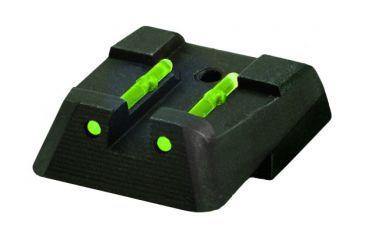 Hiviz HK2111-G, HK 45, 45C, P30 and P30L Rear Sight,Green HK2111-G