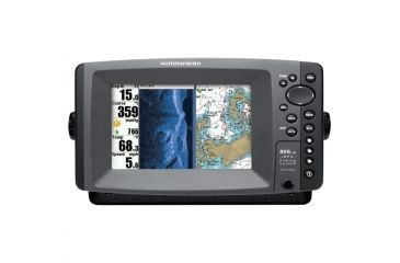 "Humminbird 898c HD SI Combo Marine GPS Navigator, 7"", 65536 Colors, Sonar Detector, Fish Finder 4088901"