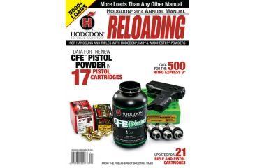 1-Hodgdon Powder Hodgdon Reloading Manual 2014 AM14