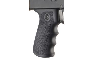 Hogue Ak 47 Ak 74 Rubber Gun Grip With Finger Grooves 74000 20