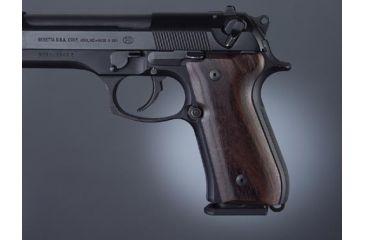 Hogue Beretta 92 Rosewood 92910