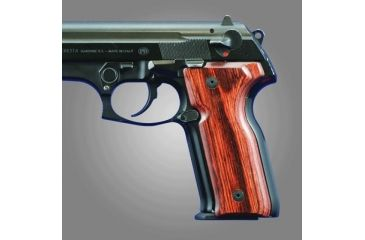 Hogue Beretta Cougar 8000 Rose Laminate 91510