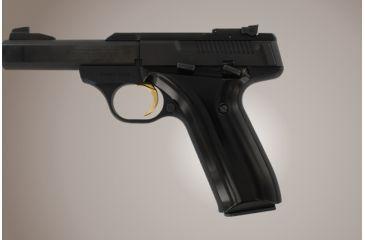 Hogue Browning Buckmark Urx Aluminum Brushed Gloss Black Anodized 72146