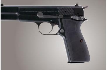 Hogue Browning Hi Power G 10 Black 09169