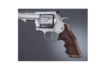 Hogue Dan Wesson Lg. Frame Pau Ferro Big Butt 58324