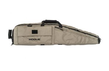 4-Hogue Gear Soft Rifle Bag w/Handles and Front Pocket
