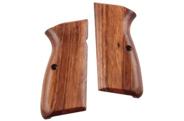 Hogue Goncalo Alves Hardwood Grips Ruger SP-101