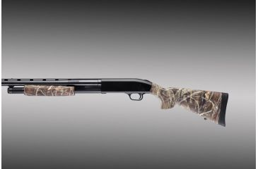 Hogue Mossberg 500 Overmolded Shotgun Stock Kit With Forend Adv Max4 05612