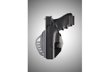 Hogue Powerspeed PS-C10 Glock 20 Conceal Carry Left Hand Holster Black 52120