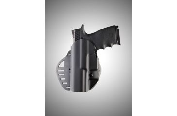 Hogue Powerspeed PS-C12 S&W M&P 9MM, 40S&W, 357SIG Conceal Carry Left Hand Holster Black 52174