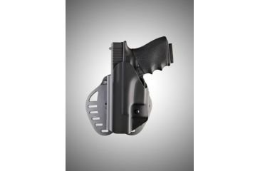 Hogue Powerspeed PS-C2 Glock 19 Conceal Carry Left Hand Holster Black 52119