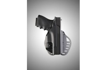 Hogue Powerspeed PS-C2 Glock 19 Conceal Carry Right Hand Holster Black 52019