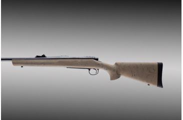 Hogue Remington 700 Bdl L A D M Standard Barrel Pillarbed Stock Ghillie Tan 70921