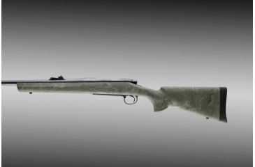 Hogue Remington 700 Bdl S A D M Heavy Barrel Full Bed Block Ghillie Green 70832