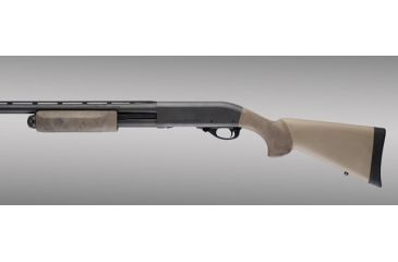 Hogue Remington 870 Overmolded Shotgun Stock Kit With Forend Ghillie Tan 08912