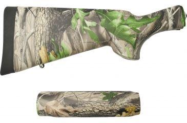 Hogue Remington 870 Overmolded Shotgun Stock Kit With Forend Hardwoods 08412 1h Sk 08412