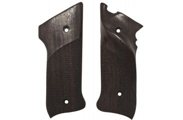 Hogue Ruger MK III Rosewood R. Hand Thumb Rest Checkered 82963
