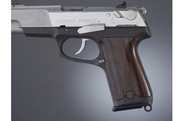 Hogue Ruger P85 - P91 Rosewood 85910
