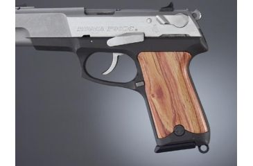 Hogue Ruger P85 - P91 Tulipwood 85710