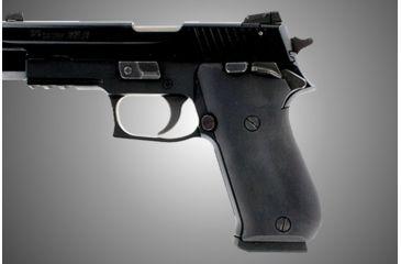 Hogue Sig Sauer P220 Handgun Grip Sao American Aluminum Matte Black Anodized 21140 1h Gu 21140