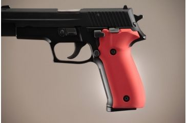 Hogue SIG Sauer P226 Aluminum - Matte Red Anodized 26162